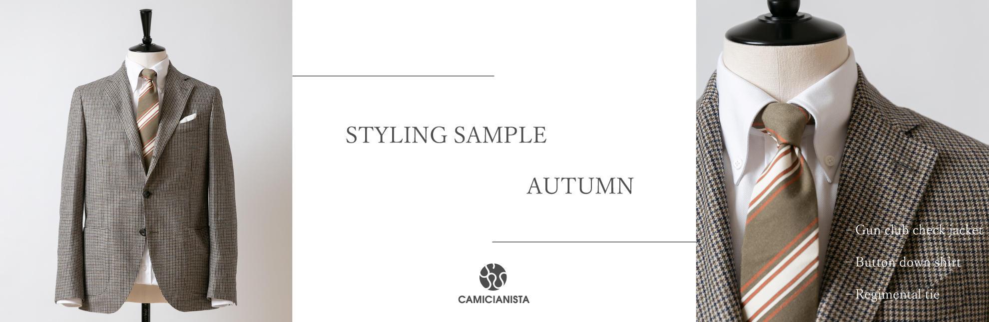 autumnst CAMICIANISTA(カミチャニスタ)